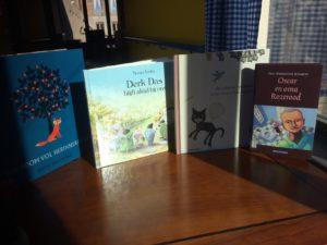 Levensmand kinderboeken - De Wingerd