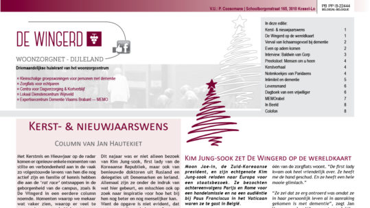 huiskrant winter-2018